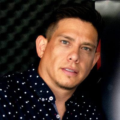 DJ: Pablo Rocha