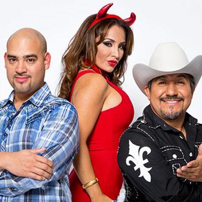 DJ: El Bueno, La Mala, y El Feo