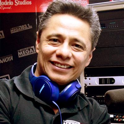 DJ: Gustavo Aguilar